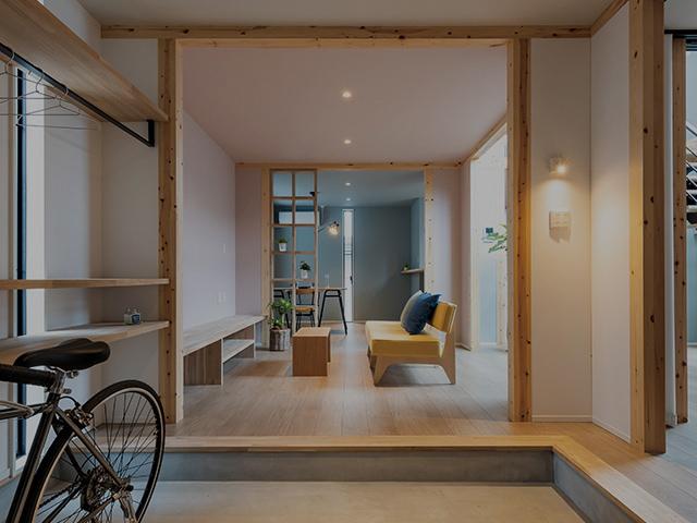 グッドデザイン賞受賞 「ロイヤルSSS構法で建てる家」